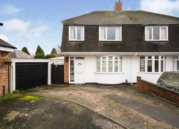 3 bed semi-detached house for sale in Oakwood Drive, Birmingham, West Midlands B14