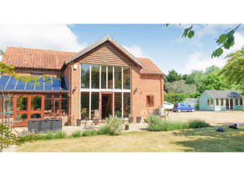 Thumbnail 5 bed detached house for sale in Shotford Road, Harleston