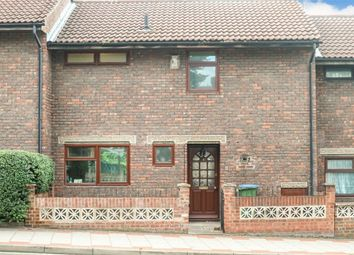 Thumbnail 3 bed terraced house for sale in Charlton Church Lane, London
