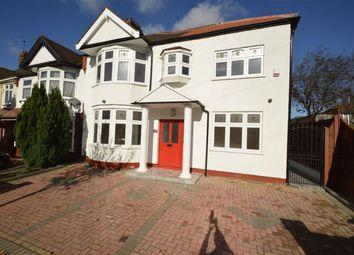Thumbnail 5 bedroom semi-detached house for sale in Studley Drive, Redbridge