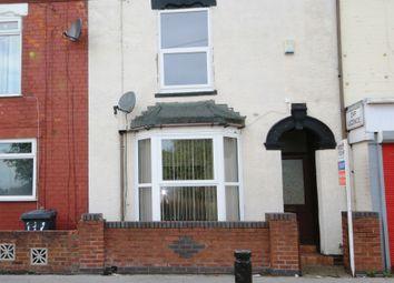 Thumbnail 2 bedroom terraced house to rent in Estcourt Street, Hull