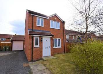 Thumbnail Detached house for sale in Jarvis Road, Peterlee, County Durham