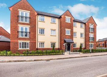 Thumbnail 2 bed flat for sale in Whittingham Park, Preston