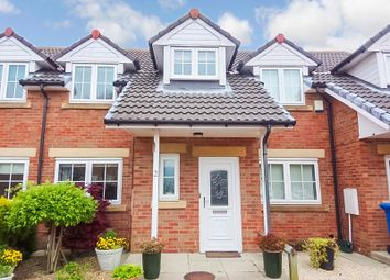 Thumbnail 3 bed terraced house for sale in Station Mews, Widdrington, Morpeth