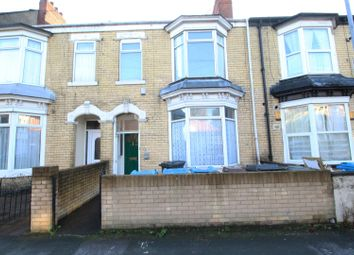 Thumbnail 6 bed terraced house for sale in Park Grove, Hull, North Humberside