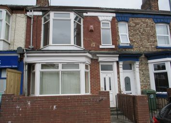 Thumbnail 3 bed terraced house to rent in Oxford Road, Thornaby