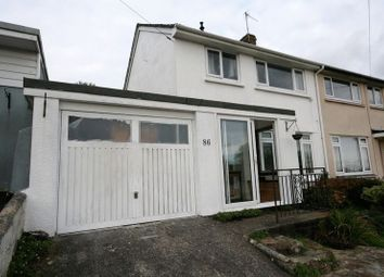 Thumbnail 5 bed semi-detached house to rent in Boslowick Road, Falmouth