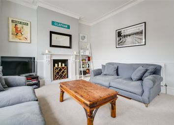 Thumbnail 3 bed flat for sale in Hazelbourne Road, London