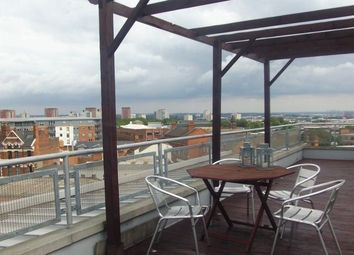 Thumbnail 3 bed flat to rent in Penthouse Heritage Court, Warstone Lane, Jewellery Quarter