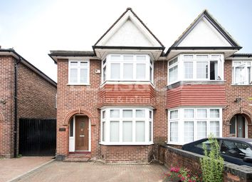 Thumbnail 3 bed semi-detached house to rent in The Vale, London