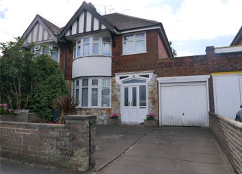 Thumbnail 3 bed semi-detached house for sale in Hinckley Road, Leicester