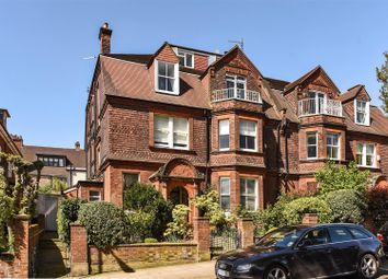 Thumbnail 4 bedroom flat for sale in Frognal, Hampstead