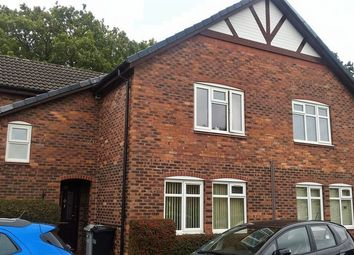 Thumbnail 2 bed flat for sale in Nightingale Close, Wilmslow