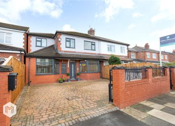 Thumbnail 4 bed semi-detached house for sale in Houghton Lane, Swinton, Manchester