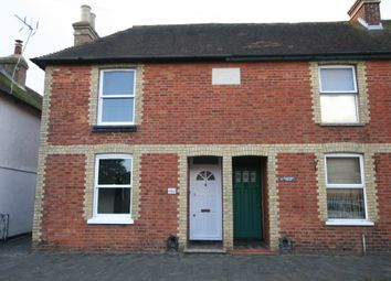 Thumbnail 2 bed semi-detached house to rent in Lees Road, Brabourne Lees, Ashford, Kent