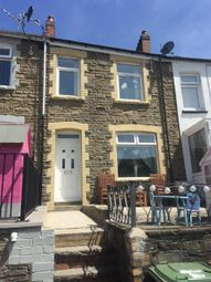 Thumbnail 2 bed terraced house to rent in Queens Road, Elliots Town, New Tredegar