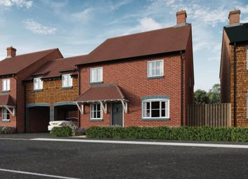 Thumbnail 4 bedroom semi-detached house for sale in Millers Lock, Welford, Northampton