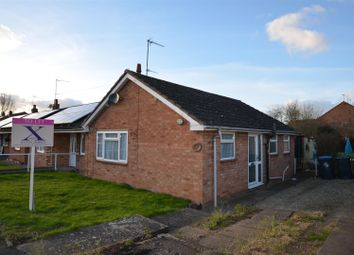 Thumbnail 2 bed bungalow to rent in Oaktree Close, Moreton Morrell, Warwick