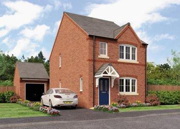 Thumbnail 3 bedroom detached house for sale in Somersgate, Longlands, Repton, Derbyshire