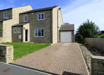 Thumbnail 4 bed semi-detached house for sale in Milligans Place, Park Road, Cross Hills, Keighley