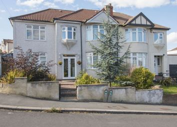 Thumbnail 4 bed semi-detached house for sale in Hazelbury Road, Bristol