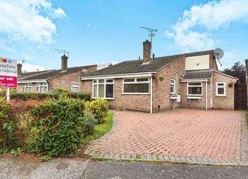Thumbnail 3 bed bungalow for sale in Carron Close, Sinfin, Derby