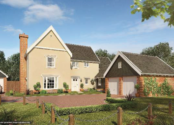 Thumbnail 4 bedroom semi-detached house for sale in The Partridge, Larkfield Meadows, Darsham, Suffolk