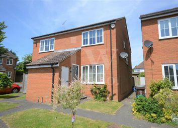 Thumbnail 2 bed semi-detached house for sale in Woodlea, Hammers Gate, St.Albans