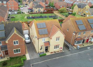 Thumbnail 4 bed detached house for sale in Windmill Close, Deeping St James, Market Deeping, Lincolnshire
