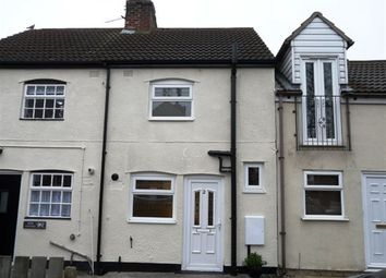 Thumbnail 1 bedroom terraced house to rent in Pitts Yard, Millgate, Selby