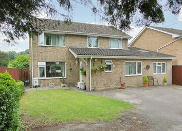Thumbnail 5 bed detached house for sale in Charlton, Andover