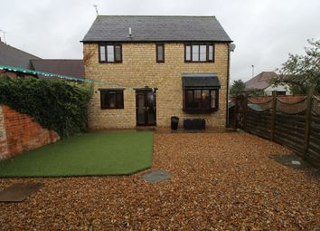 Thumbnail 3 bed semi-detached house to rent in Lace Mews, Olney, Buckinghamshire