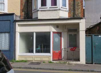 1 bed flat to rent in Bellevue Road, Ramsgate CT11