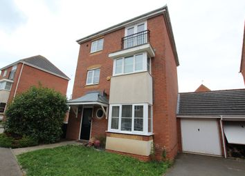 Thumbnail 5 bed detached house for sale in Passionflower Close, Bedworth