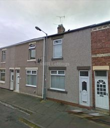 Thumbnail 2 bed terraced house to rent in Freville Street, Shildon