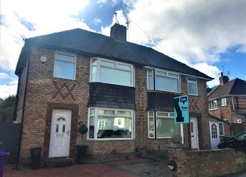 Thumbnail 3 bed semi-detached house for sale in Glendevon Road, Childwall, Liverpool