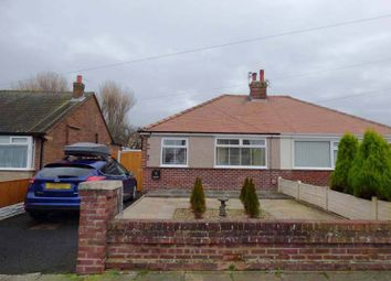 Thumbnail 2 bed semi-detached bungalow for sale in North Drive, Thornton-Cleveleys