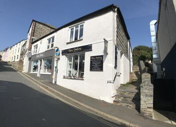 Thumbnail Commercial property for sale in Fentonluna Gardens, High Street, Padstow