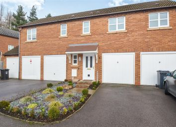 Thumbnail 2 bed maisonette for sale in Bates Close, Loughborough