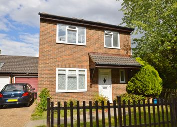 Thumbnail 3 bed link-detached house to rent in Hawley Close, Hampton