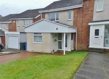 Thumbnail 4 bed semi-detached house for sale in Bowmont Place, East Kilbride, Glasgow