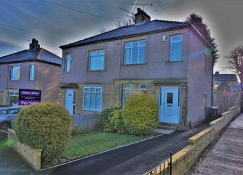 Thumbnail 2 bed semi-detached house for sale in Thoresby Grove, Bradford