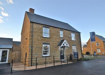 Thumbnail 4 bed detached house for sale in The Leyes, Deddington, Banbury