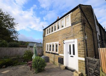 Thumbnail 2 bed cottage to rent in Cliffe Road, Shepley, Huddersfield