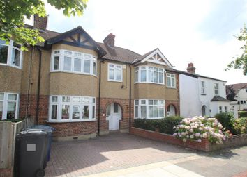 Thumbnail 3 bed terraced house to rent in Tennyson Road, Mill Hill