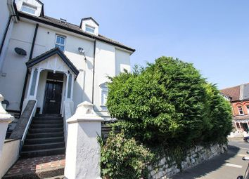 Thumbnail 2 bedroom flat to rent in Brittany Road, St. Leonards-On-Sea, East Sussex.
