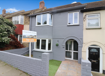 Thumbnail 4 bedroom terraced house for sale in Chatham Hill, Chatham
