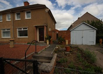 Thumbnail 2 bedroom semi-detached house to rent in 58 Davidson Terrace, Haddington