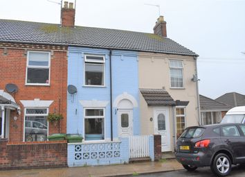 Thumbnail 2 bed terraced house for sale in Nile Road, Gorleston, Great Yarmouth