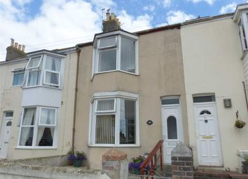Thumbnail 3 bed terraced house for sale in Franklin Road, Weymouth, Dorset